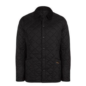 Barbour Mens Heritage Liddesdale quilted jacket
